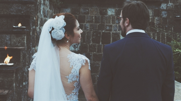 Battle - WEDDING ELOPEMENT LARISSA & CARL (FDS WEDDING FILMS, Italy)