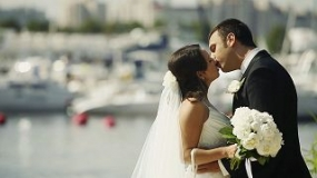 EEVA CONTEST 2011 - Best Wedding Clip - Evgeniy & Antonina. Love and apples :)