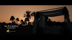 EEVA CIA Contest 2012 - Best videoeditor - Ian & Catalina wedding trailer - Guadalmina beach, Marbella, Spain
