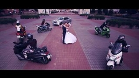EEVA CIA Contest 2012 - The Best SDE-Maker - Yana & Alexey. Wedding Teaser SDE