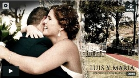 EEVA CIA Contest 2012 - The Best SDE-Maker - LUIS Y MARIA {SAME DAY EDIT}