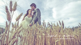 EEVA CONTEST 2013 - Best Videographer - Nuria + David | Handmade wedding