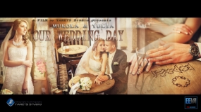 "EEVA CONTEST 2013 - Best Wedding Highlights Video - Mukola & Yulia ""Our Wedding Day"""
