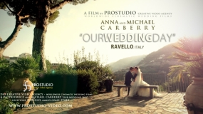 EEVA CONTEST 2013 - Best Wedding Highlights Video - ProStudio :: ITALY:: Anna & Michael