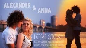 EEVA CONTEST 2013 - Best Love Story -  An Unusual Love Story of Alexander & Anna