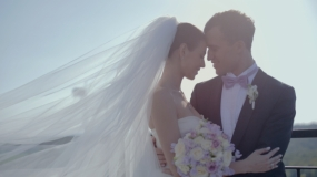 EEVA CONCURSO 2013 - Best Music Video - Unique wedding highlights | Stas & Katya | Chateau Mcely