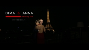 EEVA CONTEST 2014 - Best Video Editor - Paris. Dima and Anna || Film