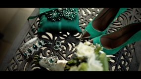 EEVA CONTEST 2014 - Best Cameraman - Emerald Wedding