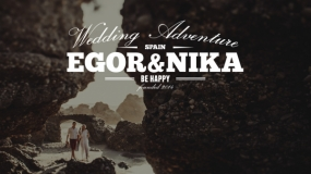 EEVA КОНКУРС 2015 - Видеограф года - Wedding day {Egor + Nika}
