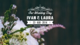 EEVA КОНКУРС 2015 - EEVA КОНКУРС 2015 - Wedding day {Ivan + Laura}