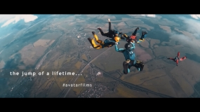 CONCORSO EEVA 2015 - Best Pilot - the jump of a lifetime... || wedding story