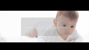 EEVA CONTEST 2015 - Children video - A M E L I E • Best moments of Christening