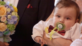EEVA CONTEST 2015 - Children video - Christening Patrick