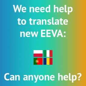 We need help to translate new EEVA. Can anyone help?