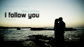 wedding, Stelios & Maria, I follow you, Highlights film 4min - Atheaton Films, Chania, Athens