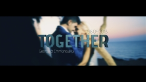wedding,  George & Emma,Together, Trailer - Atheaton Films, Chania, Athens