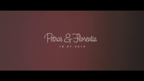 wedding, P&F, Wedding highlights - Atheaton Films, Chania, Athens