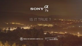 "advertizingtraining video, SONY Alpha a7S ""IS IT TRUE?"" - Sergio Duarte , Coimbra, Rome, Athens"